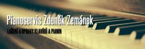 Zdeněk Zemánek Nechanice – ladění a opravy klavírů a pianin