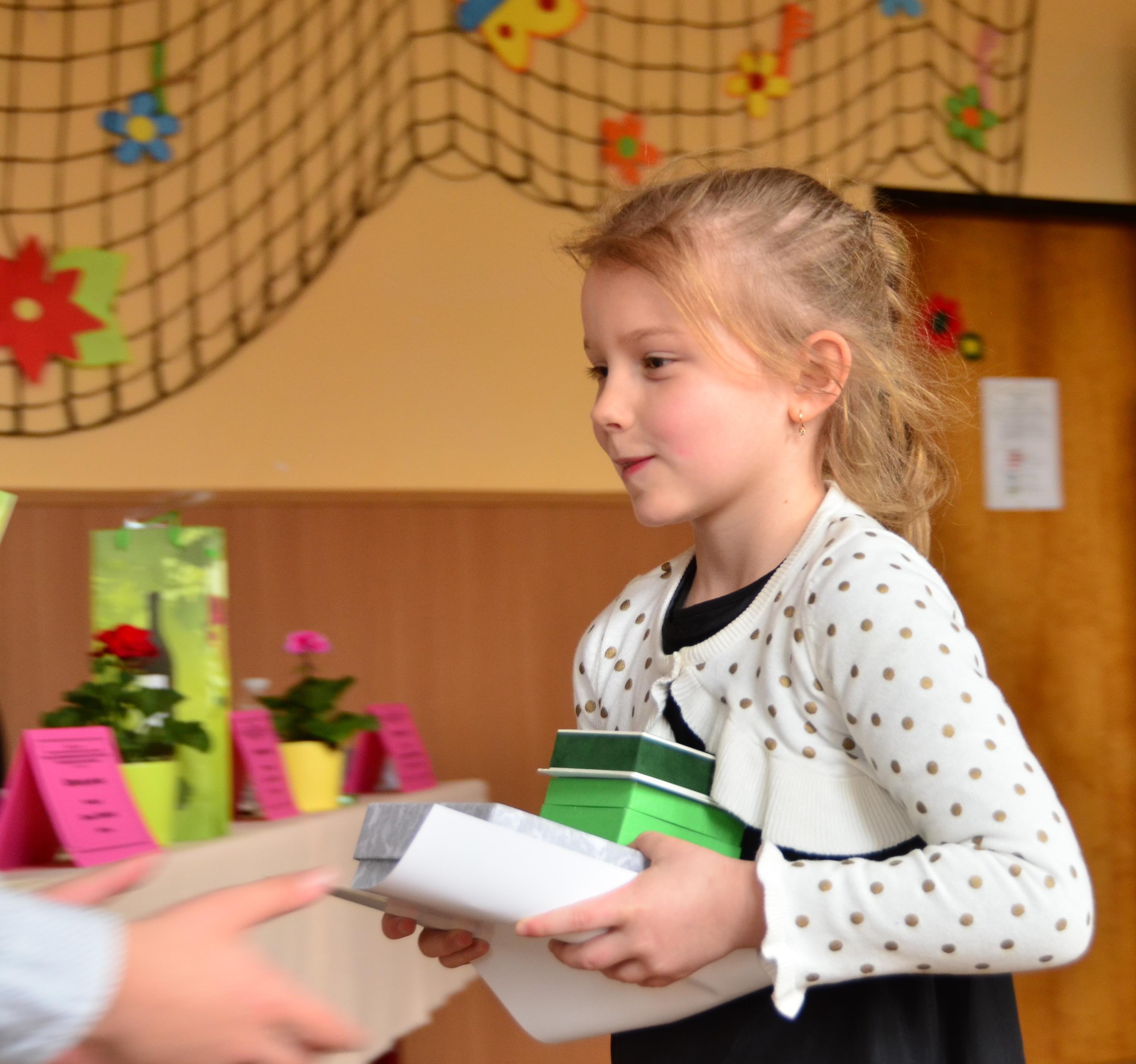 Houslová soutěž 2016 - I. kategorie - Matejčová Gabriela