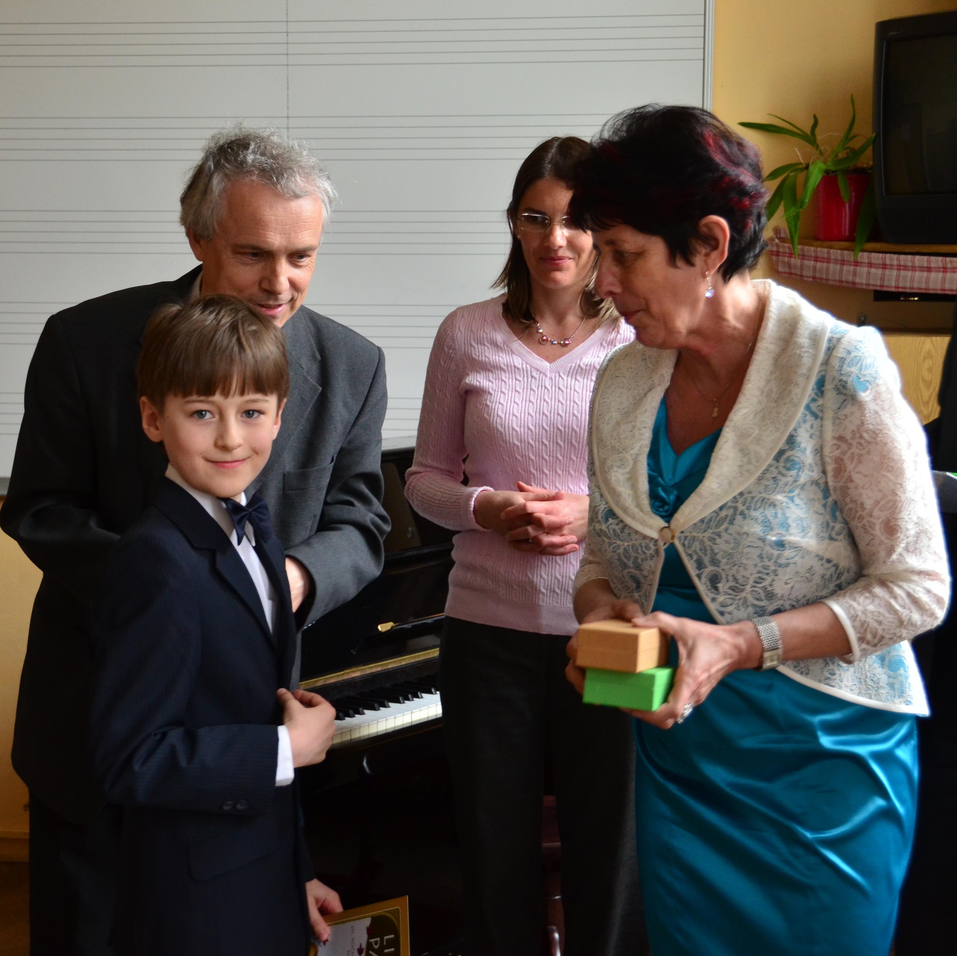 Houslová soutěž 2016 - II. kategorie - Semucha Nikita