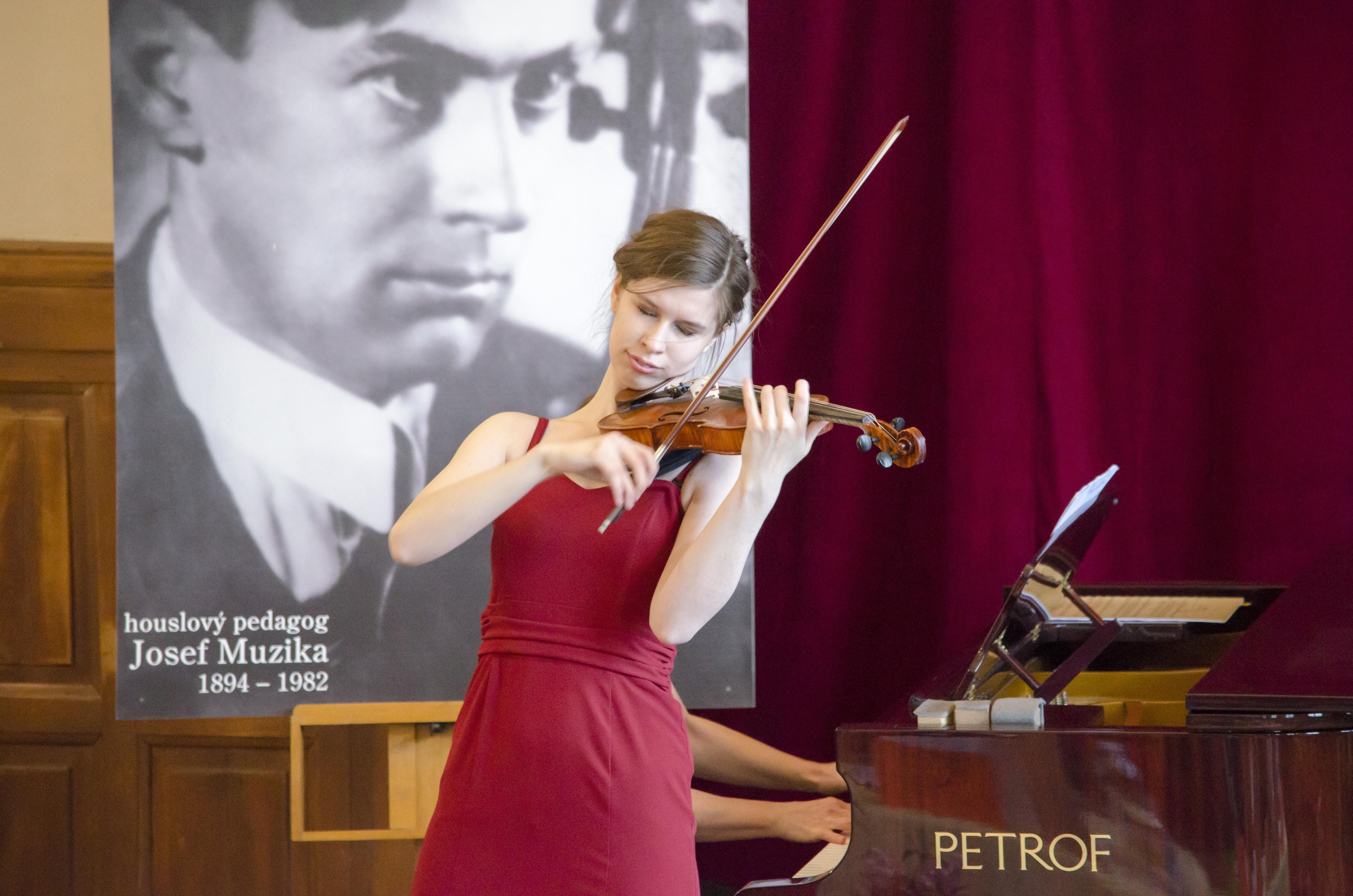 Houslová soutěž 2017 - VI. kategorie - Ježková Alžběta