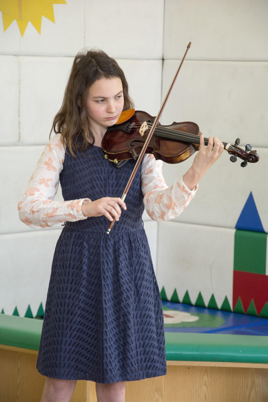 Houslová soutěž 2017 - III. kategorie - Ada Šmídová