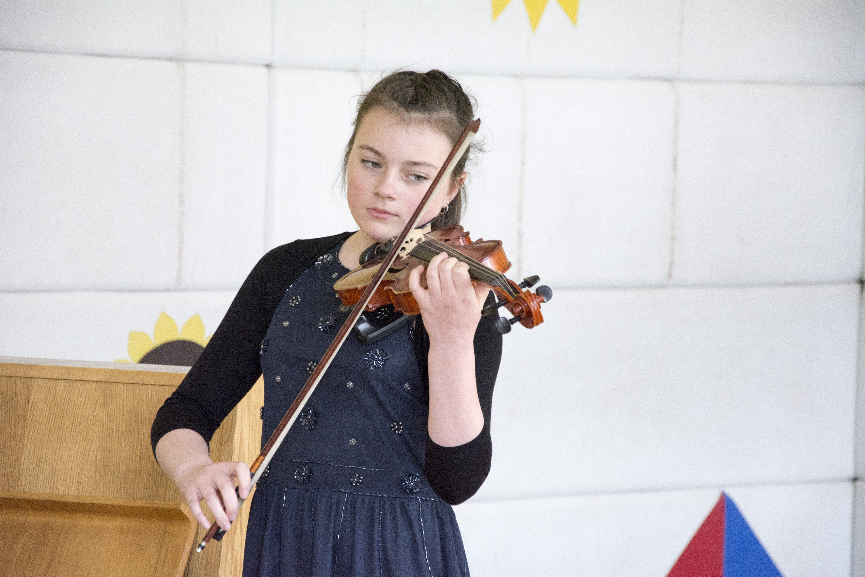 Houslová soutěž 2017 - III. kategorie - Tereza Petrová
