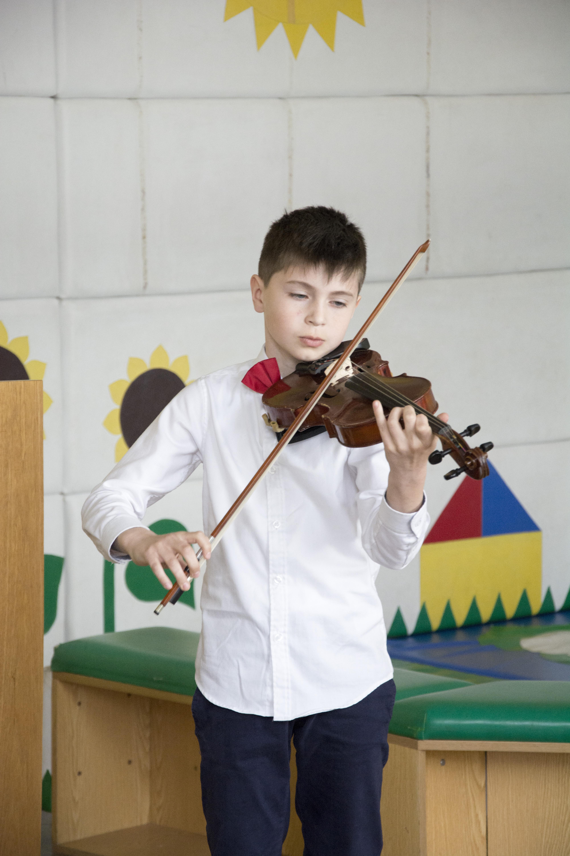 Houslová soutěž 2017 - II. kategorie - Kristian Strkula