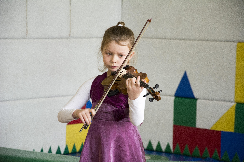 Houslová soutěž 2017 - I. kategorie - Gabriela Matejčová