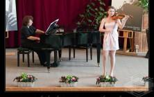 Absolutní vítěz 18. ročníku Mezinárodní houslové soutěže Mistra Josefa Muziky