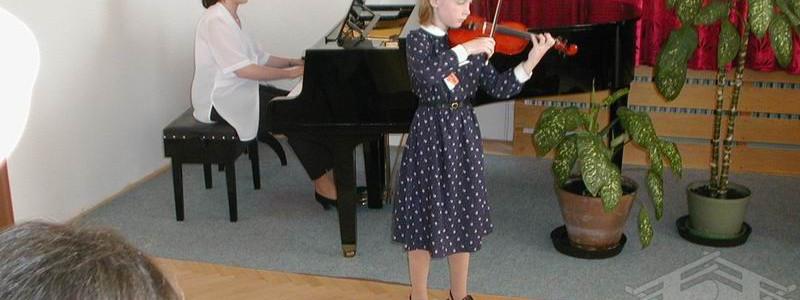 7. ročník Houslové soutěže 2003