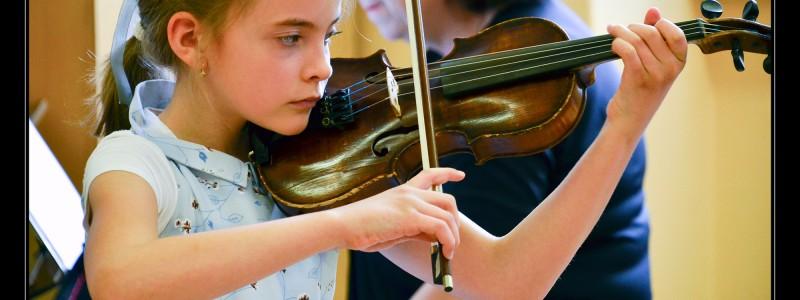 1. ročník Uměleckého houslového semináře při Mezinárodní houslové soutěži Mistra Josefa Muziky