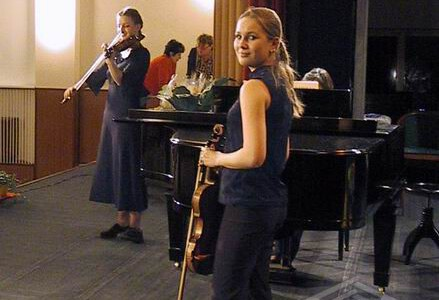 8. ročník Houslové soutěže 2004