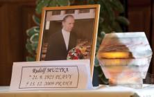 Čest památce pana Rudolfa Muzyky