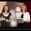 Houslová soutěž 2013 - Veronica Marziano Grodzka a Sára Schumová - 6. kategorie